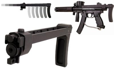 A5 Crosse metal type MP5