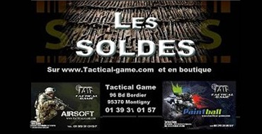 soldes airsoft paintball tactical game