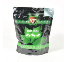 Billes Bio 25g sac 1 KG King Arms -