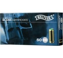 Cartouche 9mm à blanc x 50 Pistolet