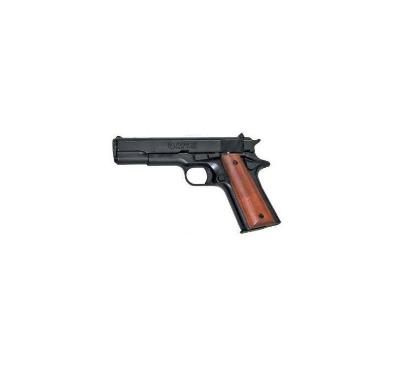 pistolet blanc m1911 noir tactical game. Black Bedroom Furniture Sets. Home Design Ideas