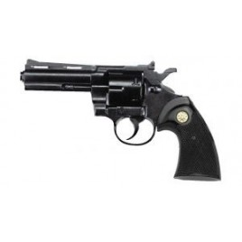 Revolver type 357 noir