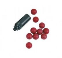 Adaptateur + balles caoutchoucs