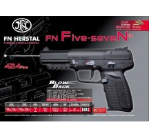 Pistolet CO² FN Five-seven BB