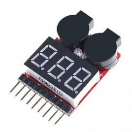 Airsoft Buzzer pour batterie Lipo