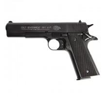 Colt 45 1911 9MM Blanc