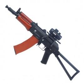 Fusil d'assault AKS74U Metal/bois