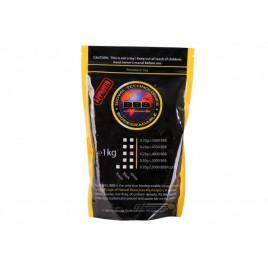Billes Bio Airsoft 25g Bioval Sac 1kg
