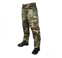 Pantalon BDU Camo woodland