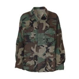 Veste BDU Camouflage CCE