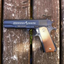 Pistolet Spring Colt 1911 Metal