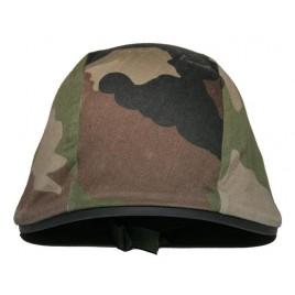Casque et couvre casque