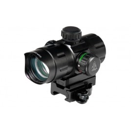 "Red dot UTG 4"" QD Multi position"