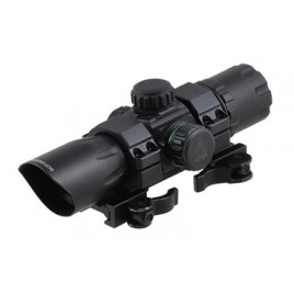 "Red dot UTG 6.4"" QD Long"