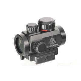 "Red dot UTG 2.6"" Compact QD"