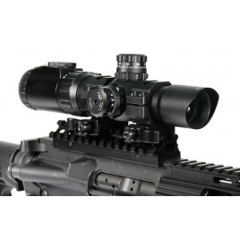 Lunette/ Red dot UTG 1x4,5 CQB 36 color