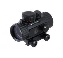 Red dot Utg rouge/vert 38mm