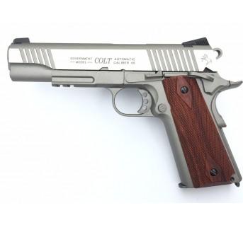 Replique Colt 1911 Inox Blowback