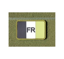 Patch airsoft paintball drapeau Francais OD