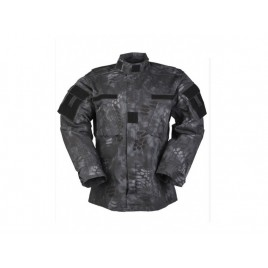 Veste type Kryptec camo Mandra Night