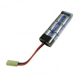 Airsoft batterie 8,4 Mini 1600 mah