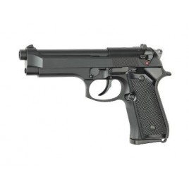Pistolet Airsoft M9 Blowback