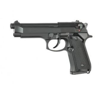 Pistolet Airsoft M9 Blowback