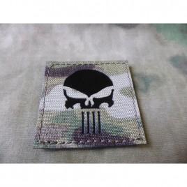 Patch Multicam Punisher