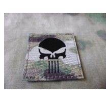 Patch Multicam Punisher