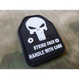 Patch Pvc Punisher pm