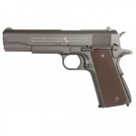 Réplique CO² Colt 1911 Blow back full metal