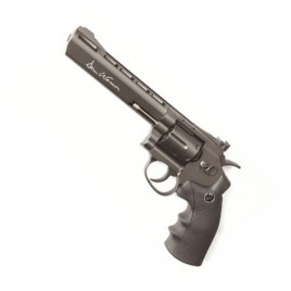 Pistolet airsoft CO² - Revolver Dan Wesson 6""