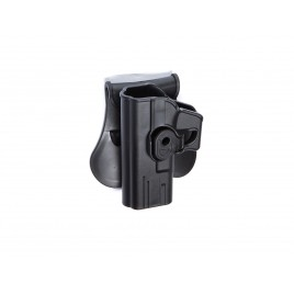 Holster rigide Gauche rigide type Glock
