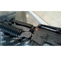 M4 full métal et lance grenade replique airsoft