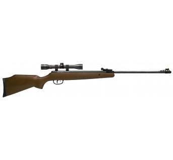 Carabine Remington Bois avec lunette 20 joules