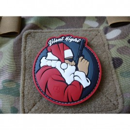 Patch Père Noel Silent Night