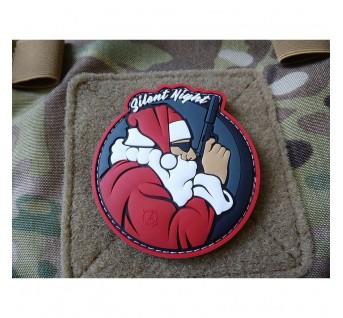 Patch Père Noel Silent Night