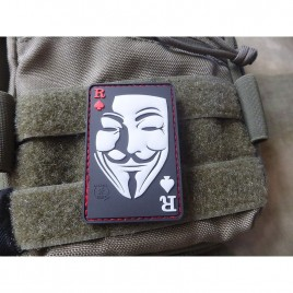 Patch PVC Anonymous