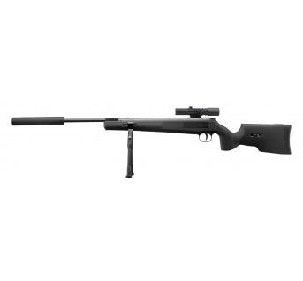 Carabine Plombs Tactical 20J Lunette Zoom Bipieds