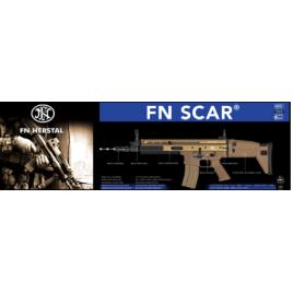 FN HERSTAL SCAR-L DARK EARTH 1.3j