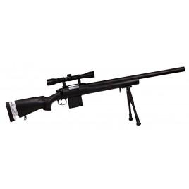 Sniper SAS 04 + lunette 4x32+Bi-pied