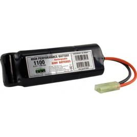 Batterie mini 8,4V 1100mAh