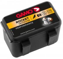 Plombs Rocket tête acier cal. 4,5 mm