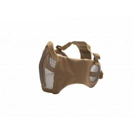 ASG Masque bas métal/Nylon + Oreilles