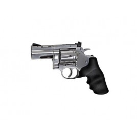 Revolver CO2 Dan Wesson silver 2.5'' cal. 4,5 mm