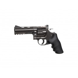 Revolver CO2 Dan Wesson steel grey 4'' cal. 4,5 mm bbs