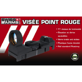 Red dot SWISS ARMS avec piles