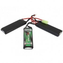 Batterie LiFE 9,9v 3 stick 2100mAh
