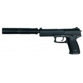 Pistolet MK23 avec silencieux ASG