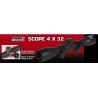 Lunette 4x32 Swiss Arm gd angle